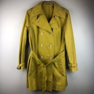 Kate Hill Trench Coat Sz 12